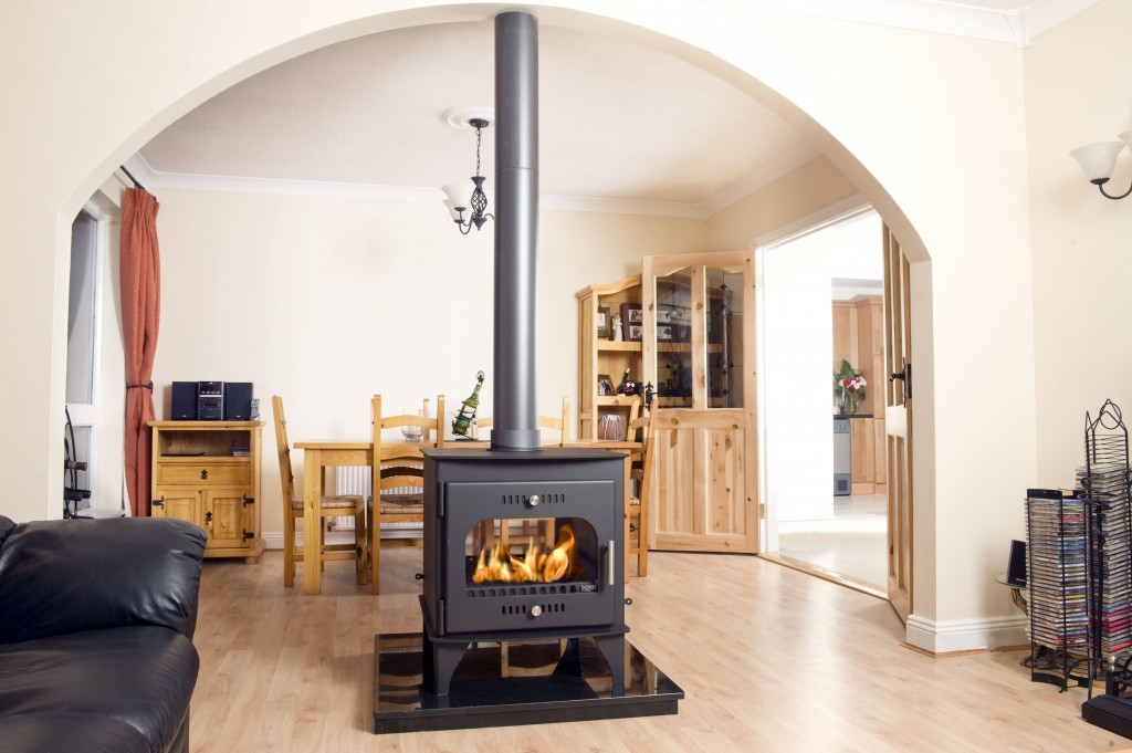 Boru Carraig Mor Double Sided Boiler Stove Ryan Stoves
