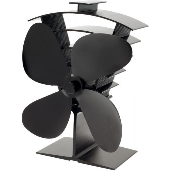 4 blade stove fan ryan stoves. Black Bedroom Furniture Sets. Home Design Ideas