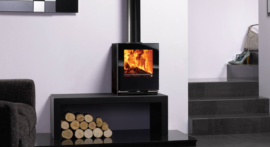 Stovax riva vision small wood burning stoves multi fuel stoves ryan stoves - Wood burning stoves for small spaces gallery ...