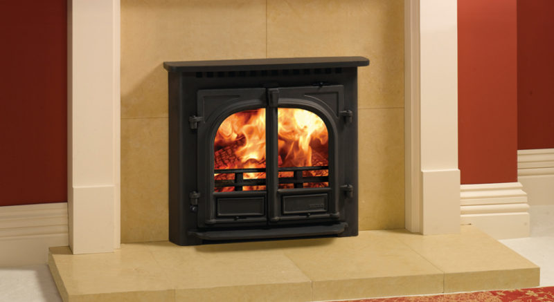 Stovax Stockton 8 Insert Ryan Stoves