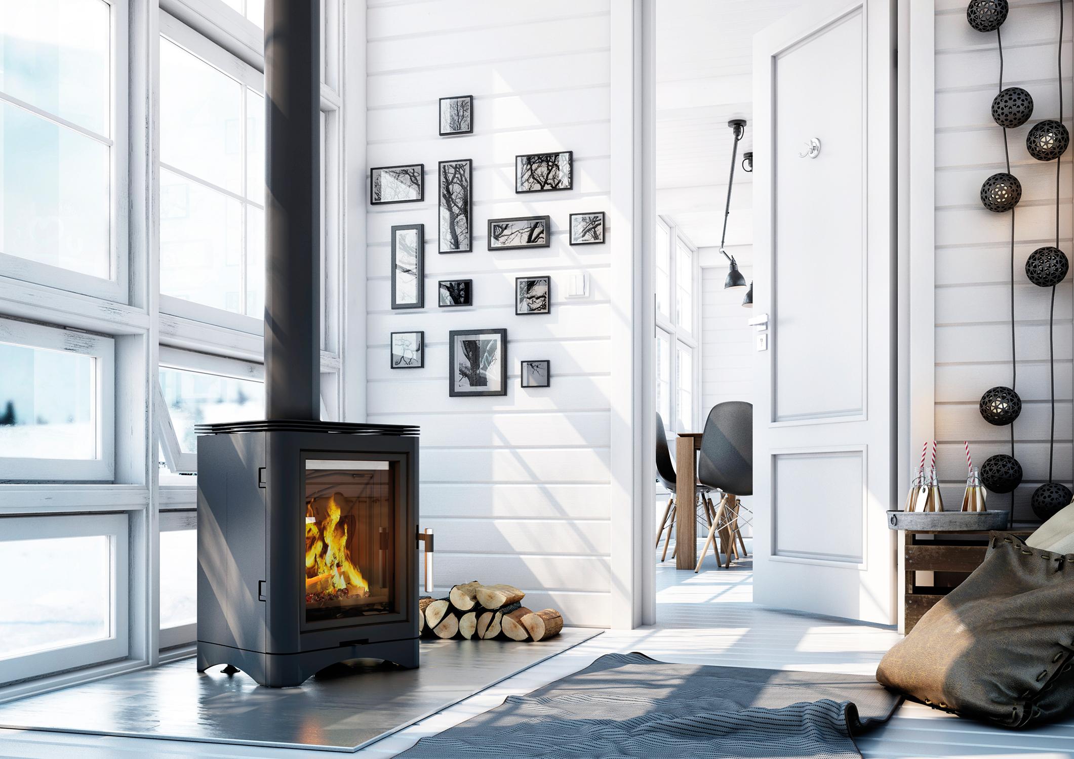 Berlin 7kW Room Heater | Ryan Stoves