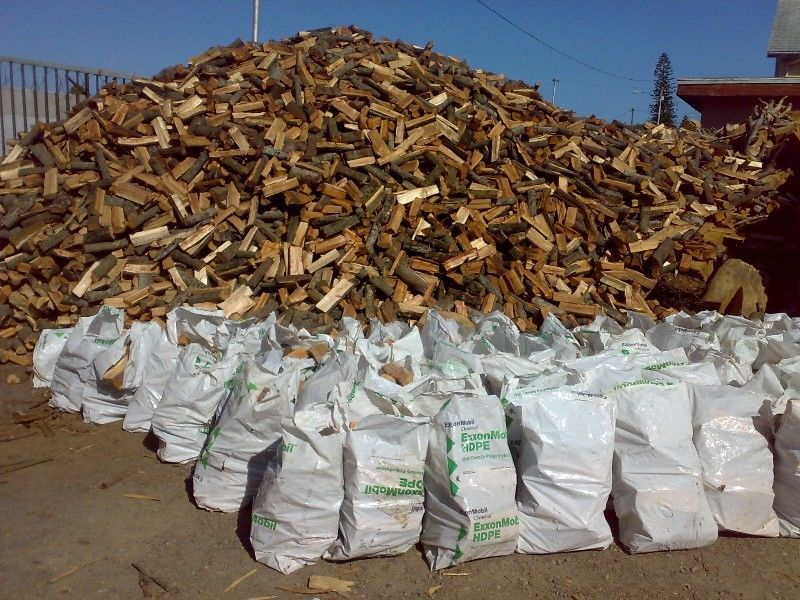 South African Firewood 20kg Bag Ryan Stoves